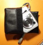 My home made leather pouch.