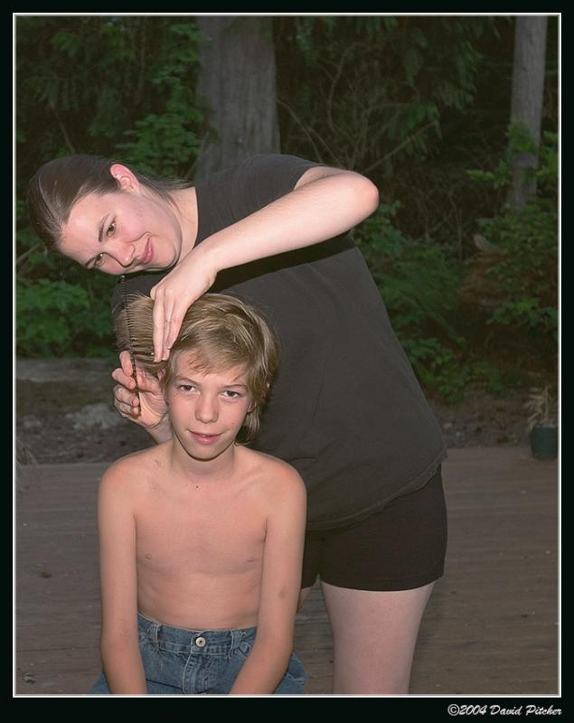 Mullet Removal