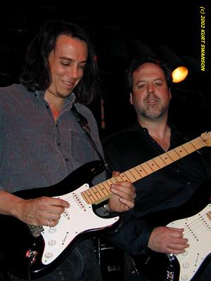 LOUIE ZAGORAS AND BOBBY REMINGTON