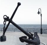 Lamppost & anchor *    by JesusV