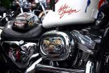 Harley and Helmet*by Phil J