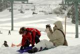 Ski Resort picture taking!
