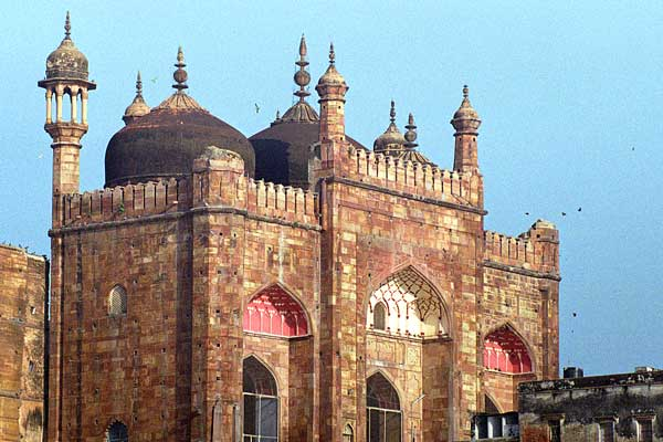Mosque-in-Varanasi