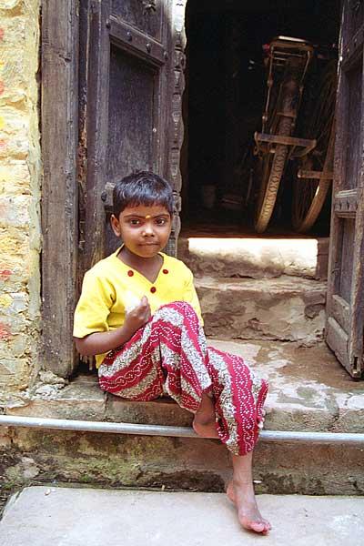 child-in-doorway