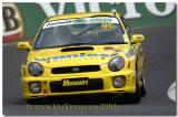 Pictures of the Subaru's at the 24hrs Bathurst 2003