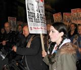 Edinburgh Bush/Blair Protest