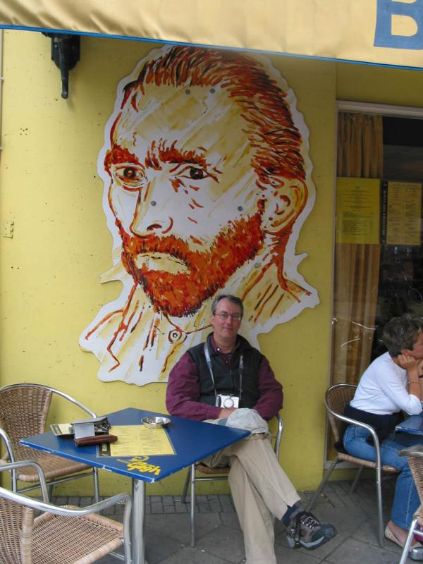 Peter and VanGogh