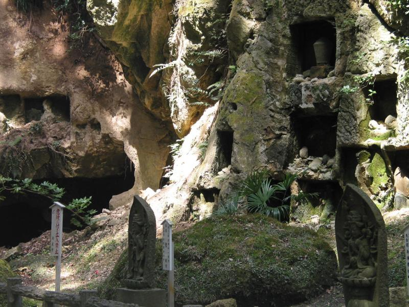Rock Niches for ancient burials