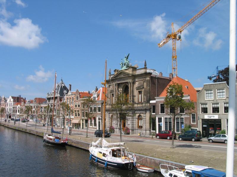 Haarlem main canal