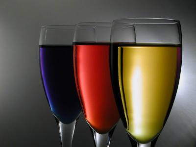 Glasses of color