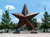 The Lone Star, Bob Bullock Museum, Austin
