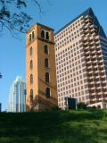 Old and New buildings, Austin