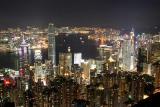 The most famous spot in Hong Kong - The Peak - a must go for every tourist