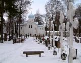 Russian Orthodox Cemetery