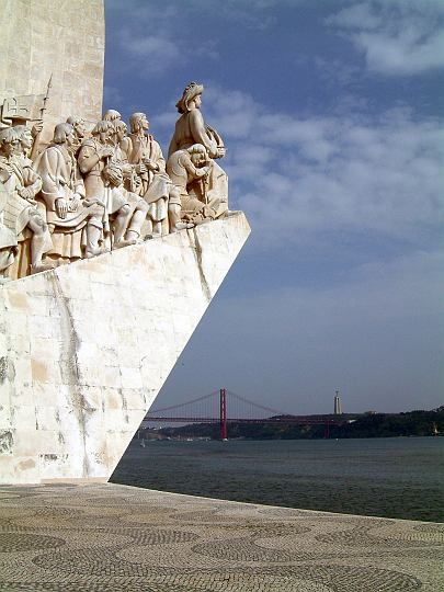 Belém - the Monument to the Discoverers