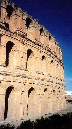 Roman Stadium, El Jem