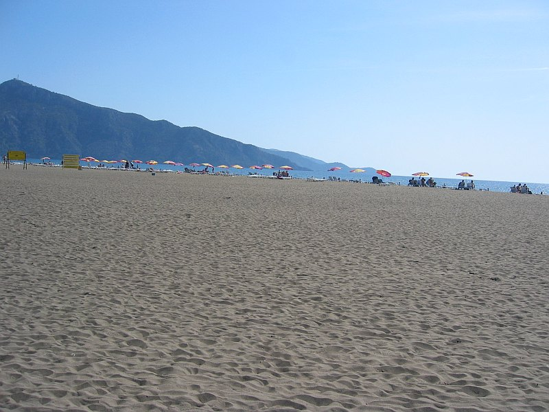 Iztuzu Beach - a pleasant 1.5-hr break