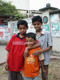 3 Boys in Dhaka