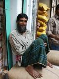 Bearded Man, Dhaka