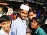 4 Boys in Dhaka, Bangladesh
