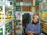 Canned Goods Shop in Old Dhaka