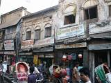 Street in Old Dhaka (right about here I was feeling like I was on the set of an old Bollywood movie