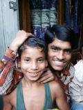 Janu Hasan & Boy, Dhaka
