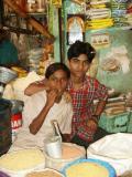 2 Boys, Produce Market, Dhaka