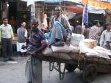 Human powered cargo wagon, Dhaka