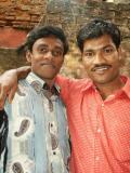 2 young men, Dhaka, Bangladesh