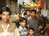 Near the Chowk Bazar, Dhaka