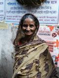 One of the few women who let me photograph her in Dhaka, Bangladesh