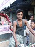 Rickshaw wallah (driver)