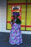 Herero woman, Windhoek