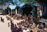 Crafts market, Okahandja, Namibia