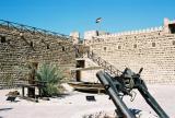 Inside Dubai Fort, now a museum