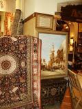 Carpet shopping, Dubai