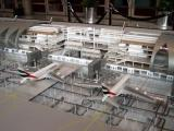 Emirates' new A380 Terminal at Dubai will be able to handle 25 A380s simultaneously