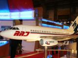 Russia's answer to the small commercial jet market...the Russian Regional Jet (RRJ)