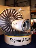 Pratt & Whitney and GE teamed up to develop the huge engines for the A380. Emirates opted for them over Rolls Royce