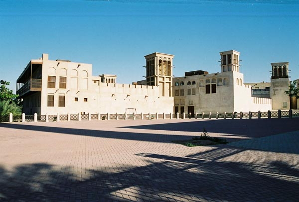 Bastaika Historic District, Dubai