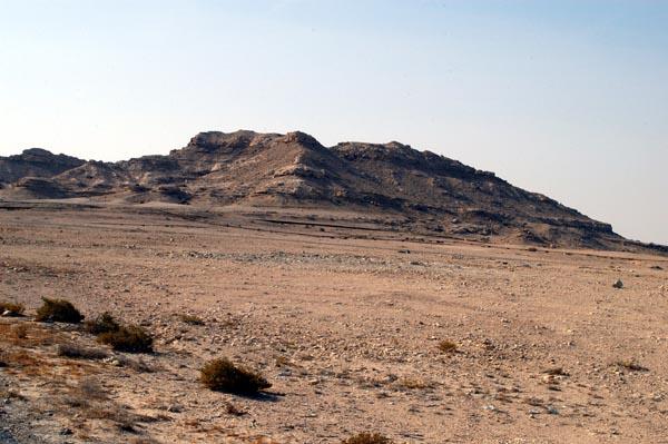 Jebel Al-Dukhan (134m/440ft) Bahrains highest point