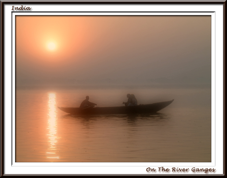 River Ganges - Varanasi