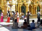 Shwedagon Paya.