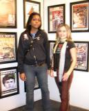 Lindsay & Mary