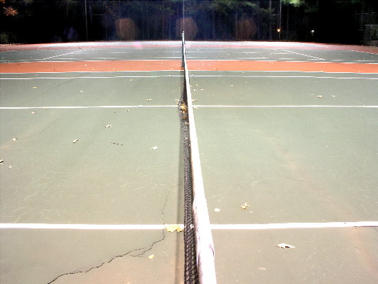 Tennis Courts - Alpharetta, Georgia