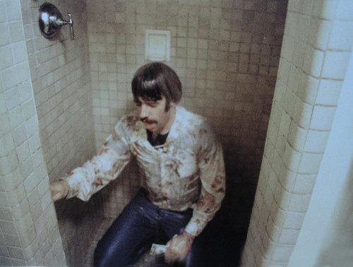After Marathon Shower - Chuck Russo<br>