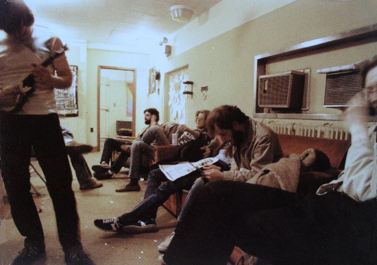 Bob Brainen, Larry White, Irwin Chusid & Barry Frankel<br>