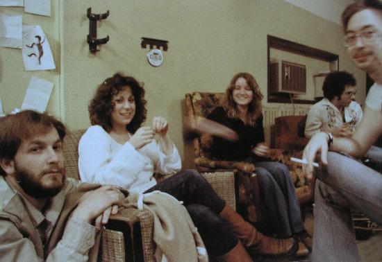Irwin Chusid, Pete Waldman & Barry Frankel