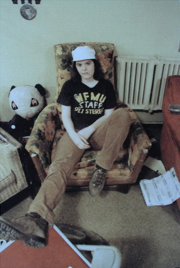 Cindy Mckee <br>& Cleveland The Panda<br><br><br>